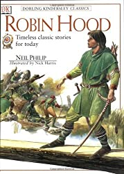 Robin Hood [With CD (Audio)] (DK Read and Listen) by Philip Neil (2005-03-21)