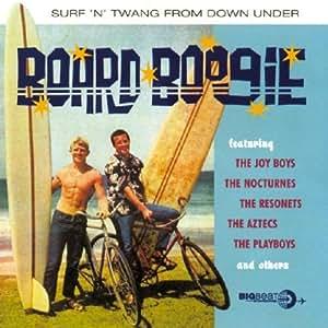 Board Boogie: Surf 'n' Twang from Down Under