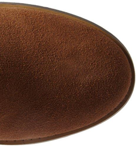 Les Tropéziennes par M. Belarbi Cameron, Stivali da Equitazione Donna Marrone (Cognac)