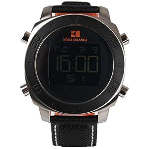 Hugo Boss 1512752 Orange Digitale Montre Homme