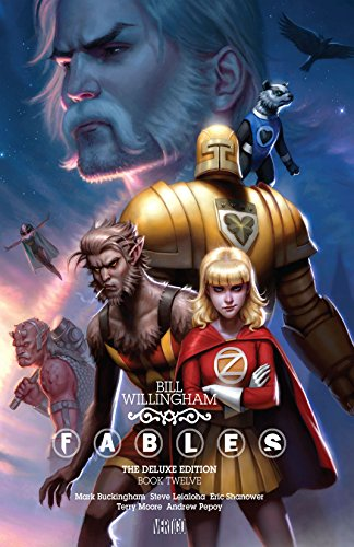 Fables: The Deluxe Edition: Book Twelve (English Edition)