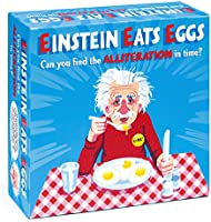 Clarendon Games Einstein Eats Eggs Family Party Game