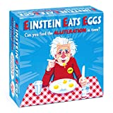 Image for board game Clarendon Games 1103 Einstein Eats Eggs Party Game