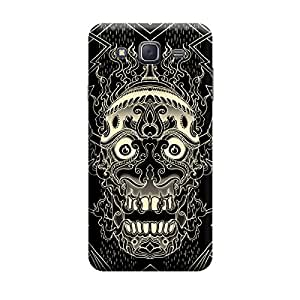 Phone Candy Designer Back Cover with direct 3D sublimation printing for Samsung Galaxy J7 (2016)