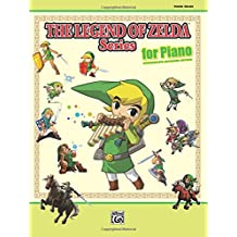 Legend Of Zelda Series (Pno Int-Adv) --- Piano --- Alfred Publishing