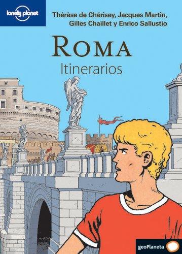 Roma itinerarios por Thérèsa de . . . [et al. ] Chérisey