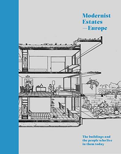 Modernist estate Europe par Stefi Orazi