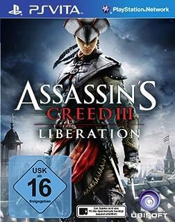 ASSASSINS CREED 3 LIBERATION - (B0088XPXKS) | Amazon Products