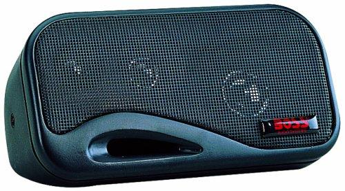 Boss Audio 3Way Box Speaker, 80 Watts