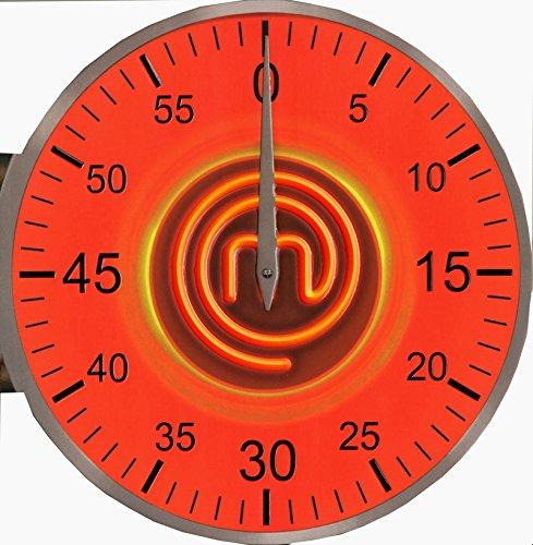 Masterchef Horloge par Collectif