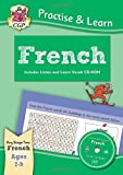 Practise & Learn: French (Ages 7-9) - with vocab CD-ROM