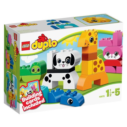 LEGO-10573-Duplo-Creative-Animals-Multi-Coloured