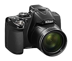 Nikon Coolpix P530 Fotocamera Compatta Super Performante, 16 Megapixel, Zoom 42X, 3200 con Hi1 ISO, LCD, Nero [Nital Card: 4 Anni di Garanzia]