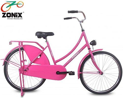 Mädchenrad Zonix 24 Zoll rosa