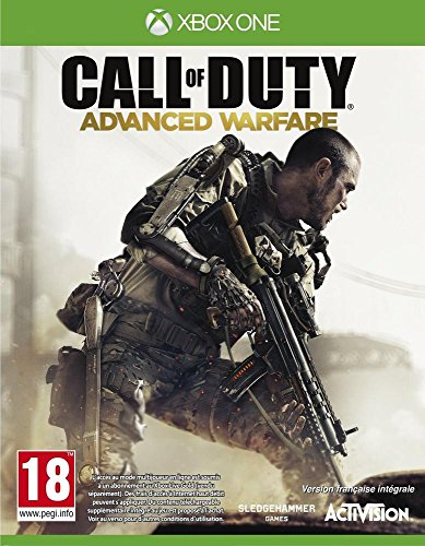 Call of Duty, Advanced Warfare  Xbox One (French) (Xbox One Advanced Warfare)