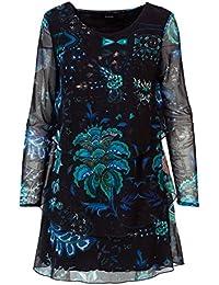 Desigual Robe Courte Femme Vest Machine 18WWVK97