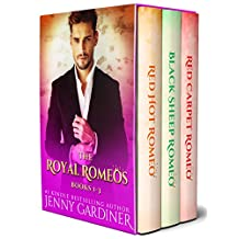 The Royal Romeos Series: Books 1 - 3 (English Edition)