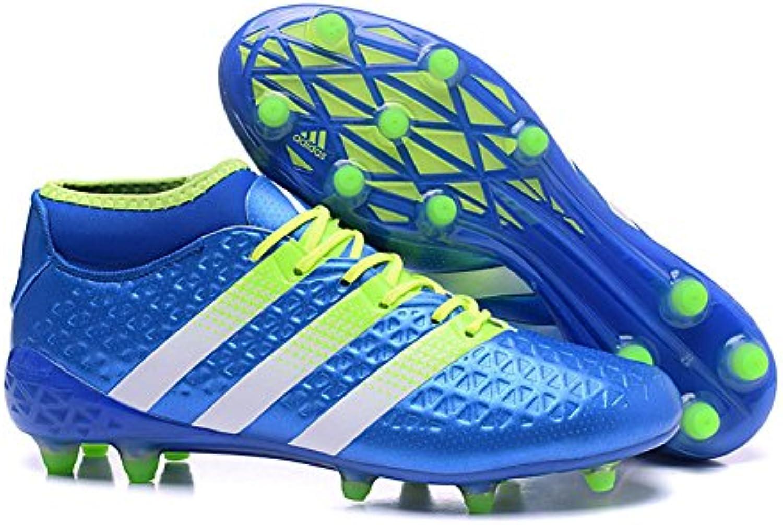 demonry Schuhe Herren Fußball HYPERVENOM phinish Neymar FG grün Fußball Stiefel