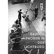 Proben in der Lichtburg: Rehersal in the Lichtburg