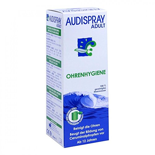 Audispray Adult Spray, 50 ml