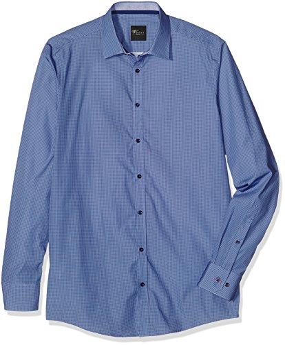 Venti, Camicia Uomo Blu (blau 100)