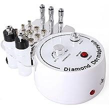 Beautystar 3 en 1 Diamante microdermoabrasión dermabrasion vacío spray Belleza MáQuina Equipo del salón del cuidado