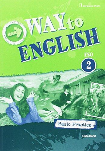 Eso 2 - way to english basic practice (spanish ed)