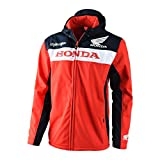 Troy Lee Designs Jacke Honda Wing Tech Rot Gr. XL