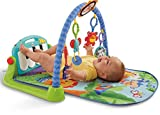 Fisher Price Kick and Play Piano Gym, Mu...