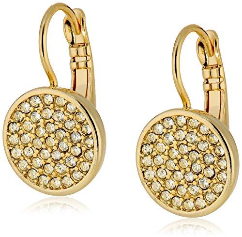 anne-klein-gold-tone-pave-crystal-drop-pierced-earrings