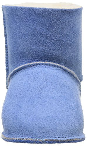 Little Mary Boreale Unisex-Kinder Lauflernschuhe Blau (Bleu (Chabraque Azul))