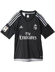 1ª Equipación Real Madrid CF - Camiseta oficial adidas de portero para niños