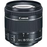 EF-S 18-55mm f / 4-5.6 IS STM Lens (empaque a granel- Caja blanca)'Nueva versión'