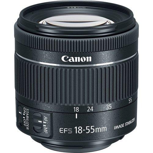 EF-S 18-55mm f / 4-5.6 is Objectif (Emballage en Vrac - Boîte Blanche) Nouvelle Version