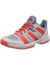 size 40 1cbc5 0b155 adidas Unisex-Kinder Stabil X Handballschuhe