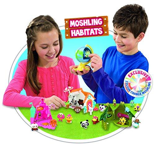 Image of Moshi Monsters Moshling Habitats Beasties Jungle Hut