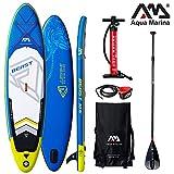 Aqua Marina Beast 10.6ISUP SUP Tavola da surf a scelta, Board+Sport Paddle+Leash