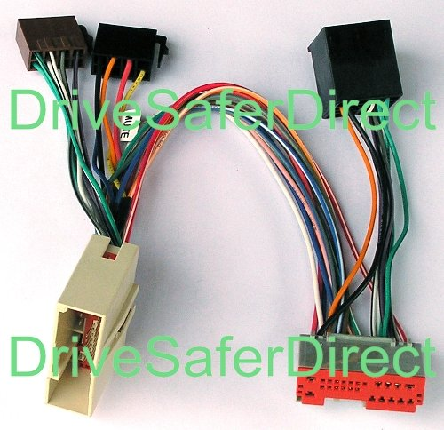 inka-902820-81-3a-iso-sot-mute-lead-for-parrot-ck3100-ck3200-mki9100-mki9200-and-other-iso-handsfree