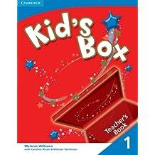 Kid's Box 1 Teacher's Book: Level 1 - 9780521688031