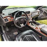 Cadillac CTS Sport Sedan Interior del Carro de Madera Dash Juego de Acabados Set 2011 2012