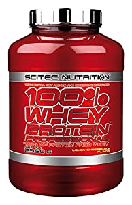 Scitec Nutrition Lemon Cheesecake 100% Whey Protein Professional 2350g from Scitec