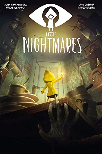Little Nightmares por Alex Paknadel