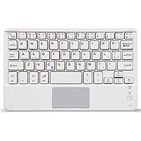 Mini Tastiera Bluetooth Senza Fili Con Touchpad Per IOS /