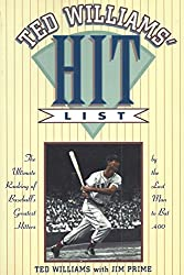 Ted Williams' Hit List: The Ultimate Ranking of Baseball's Greatest Hitters by the Last Man to Bat .400 (English Edition)