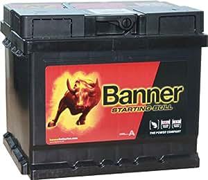 Bannière 54409Starting Bull 063 Batterie de qualité OEM
