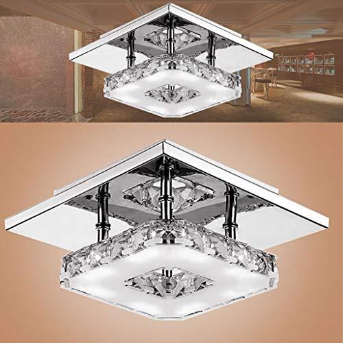 ZLL Wohnzimmer-Deckenleuchte, Kristalldecken-Lichter Innenbeleuchtung führte Moderne Tabellen-Lampen-Licht geführte Deckenleuchten für Wohnzimmer- / Esszimmer-Dekorations-Lampen von Ihrem Haus, Haush -