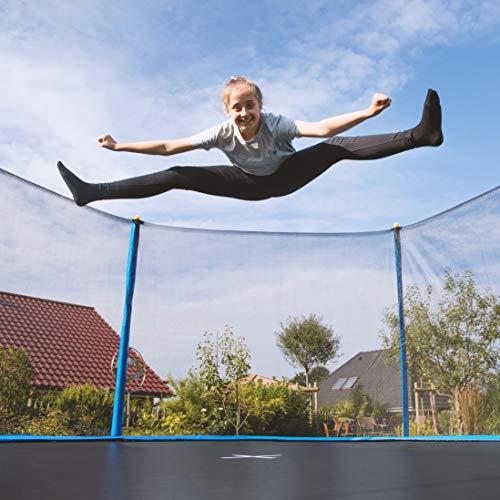 Zoom IMG-2 ultrasport trampolino da giardino uni