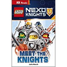 LEGO® NEXO KNIGHTS: Meet the Knights (DK Readers Level 2)