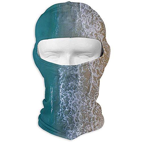 CASU balaclavas Wave Mascarillas faciales UV Pasamontañas Capucha Máscara de esquí Motocicleta Calentador de Cuello Capucha táctica Senderismo