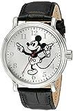 Disney-Maglietta W001862Mickey Mouse Analog display analogico al quarzo Orologio da uomo